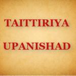 Protected: Taittiriya Upanishad